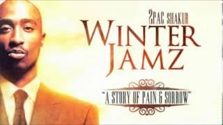 NEW 2012   2Pac    Starin' Through My Rear View  CDQ Winter Jamz Mixtape   Miqu Remix