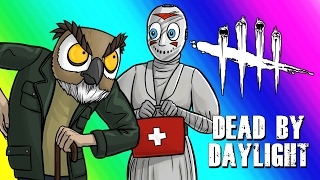 Dead By Daylight Funny Moments - Nurse Delirious!