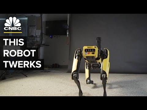 Xxx Mp4 Boston Dynamics SpotMini Robot Twerks 3gp Sex