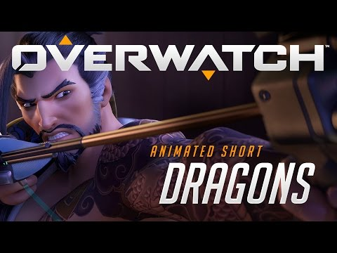 "Xxx Mp4 Overwatch Animated Short ""Dragons"" 3gp Sex"