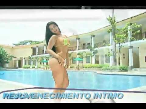 Jimena Araya en bikini