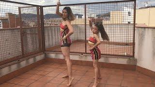 ATTENTION - DANCING - ALEXIA & BRENDA