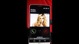 Fake phone call for Android!