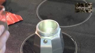 How To Use a Moka Pot :: Coffee Tips