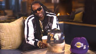 2 Chainz Wears a $38K Kobe Bryant Hat - Most Expensivest Shit   GQ
