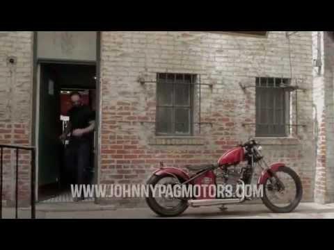 Johnny Pag Ventura 350