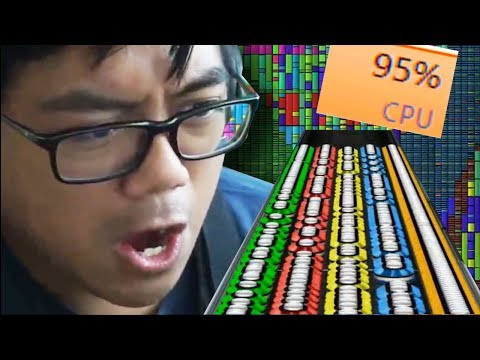 Xxx Mp4 THE NOTES WON T EVEN LOAD Black MIDI On Clone Hero 3gp Sex