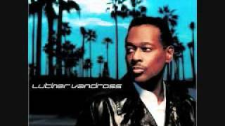 Luther Vandross Are You There With Another Guy