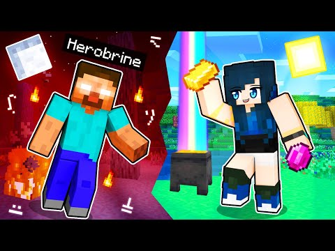 Minecraft but are we in a DREAM or a NIGHTMARE
