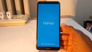 How to hard reset honour 7x  | Honor 7x phone unlock