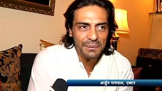 Arjun Rampal - Exclusive Interview for