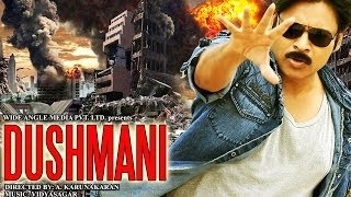 Dushmani - The Target - South Indian Super Dubbed Action Film - Latest HD Movie 2016