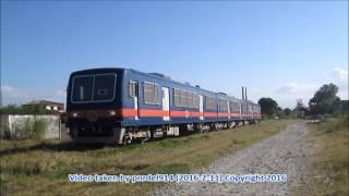 PNR Metro South Commuter Posadas Scene