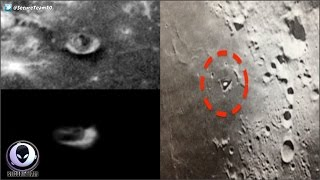 WHOA! Proof Of Mobile Alien Bases On The Moon? 3/12/17