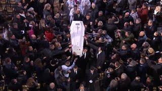 VIDEO - Hommage à Johnny : une dernière ovation pour saluer la mémoire de l'artiste