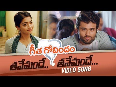 Xxx Mp4 Tanemandhe Tanemandhe Video Song Vijay Deverakonda Rashmika Mandanna Geetha Govindam 3gp Sex