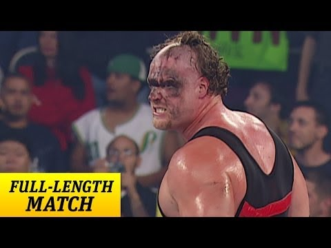 FULL MATCH - Triple H vs. Kane - Championship vs. Mask Match - Raw, June 23, 2003