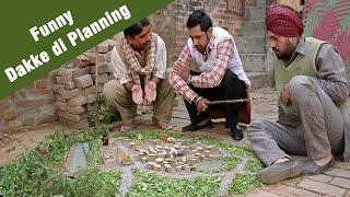 Funny Dakke di Planning - Punjabi Comedy | Jatt James Bond