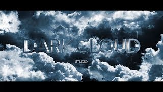 After Effects Project - Dark Clouds Logo