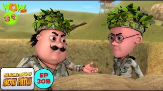 Army - Motu Patlu in Hindi WITH ENGLISH, SPANISH & FRENCH SUBTITLES