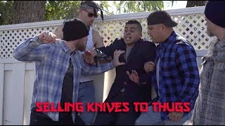 Selling Knives to Thugs | David Lopez