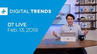 Digital Trends Live - 2.13.19 - Apple Is Launching A Paid News Service