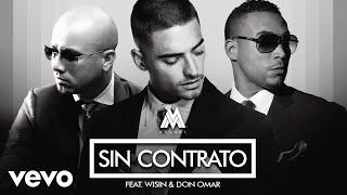 Maluma - Sin Contrato (Remix) (Official Audio) ft. Don Omar, Wisin