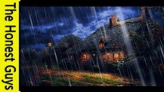 GUIDED SLEEP TALKDOWN - GENTLE RAIN. 1 HOUR. Insomnia. Relaxation.