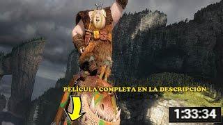 Como entrenar a tu dragon 2 Pelicula completa en español latino