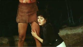 Jungle Love Scene | Girl wants to save Tarzan | Bollywood Hindi Movie