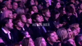 170521 BILLBOARD MUSIC AWARDS - BTS JAMMING TO BRUNO MARS