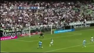 Tonny Vilhena Goal - Groningen vs Feyenoord 0-1 (Eredivisie) 7/8/16