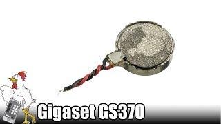 Guía del Gigaset GS370: Cambiar Vibrador