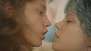 Criticism of lesbian sex scene irks director of Blue is the Warmest Colour