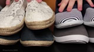 ASMR - Summer Shoe Shopping Role-play