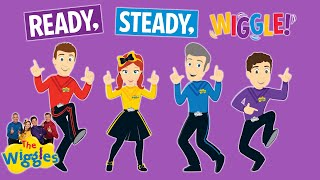 Playtime with The Wiggles: Ready, Steady, Wiggle!