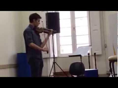 Masterclass with Yang Liu