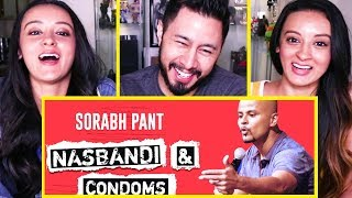SORABH PANT STAND UP COMEDY   Reaction by Jaby Koay!