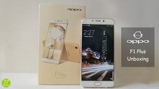 Oppo F1 Plus Unboxing - فتح صندوق هاتف أوبو اف1 بلس