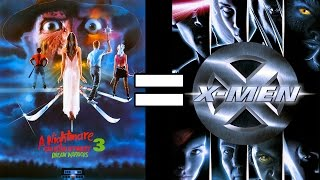 24 Reasons Nightmare On Elm Street 3 & X-Men Are The Same Movie
