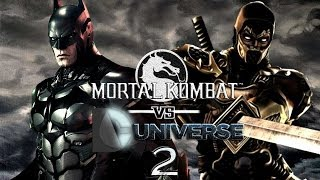 Mortal Kombat vs DC Universe 2 Announced tomorrow?!