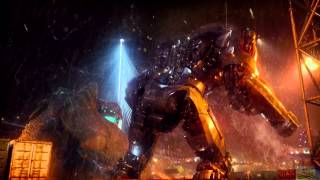 Pacific Rim: Movie - Gipsy Danger VS Leatherback (German) [Full-HD]