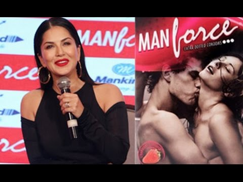 Sunny Leone teaches How to Use CONDOMS | Manforce Calender Launch