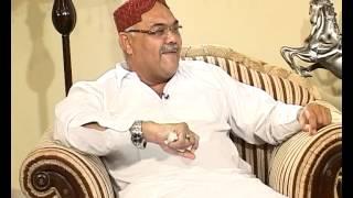 Hot Seat AAJ News Qadir Magsi part 01