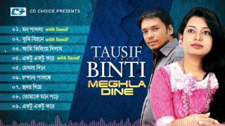 Meghla Dine | Audio Jukebox |Tausif | Binti | Robiul Islam Jibon | Bangla Hits Song | Full HD