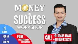 Pune - Money & Success Workshop (in Hindi) by Sneh Desai  (Life Coach - Author - Mentor)