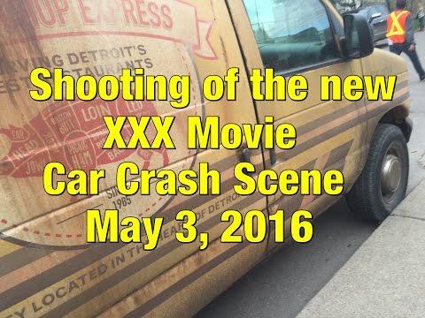 Xxx Mp4 Shooting The XXX Movie Car Crash Scene 3gp Sex