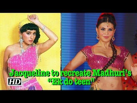 "Xxx Mp4 Jacqueline To Recreate Madhuri's ""Ek Do Teen"" In Baaghi 2 3gp Sex"
