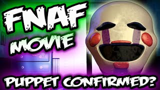 FNAF MOVIE TEASER || PUPPET CONFIRMED?! ||Five Nights at Freddy's Movie Teaser