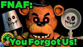 Harder Than FNAF Ultimate Custom Night! | Rejected Custom Night